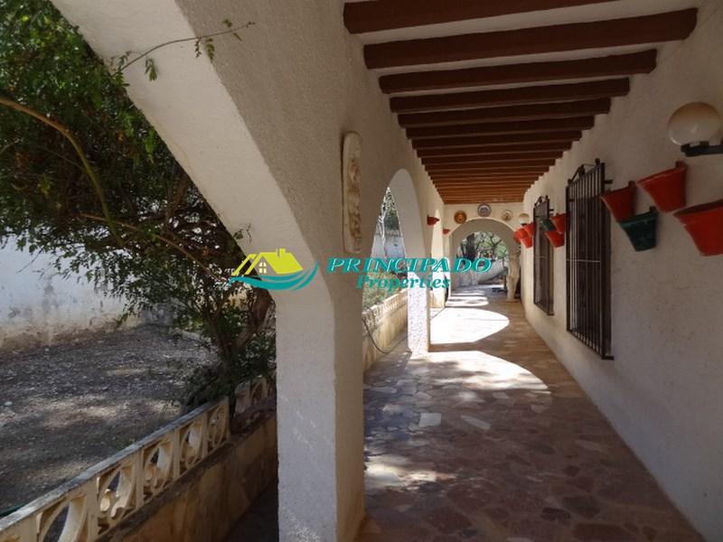 vistas del Chalet en El Albir