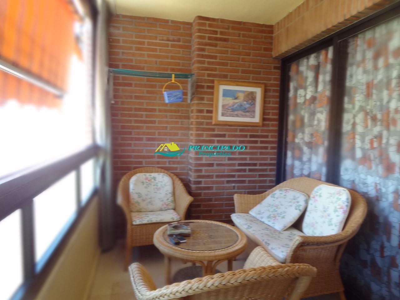 vistas del Apartamento en Benidorm