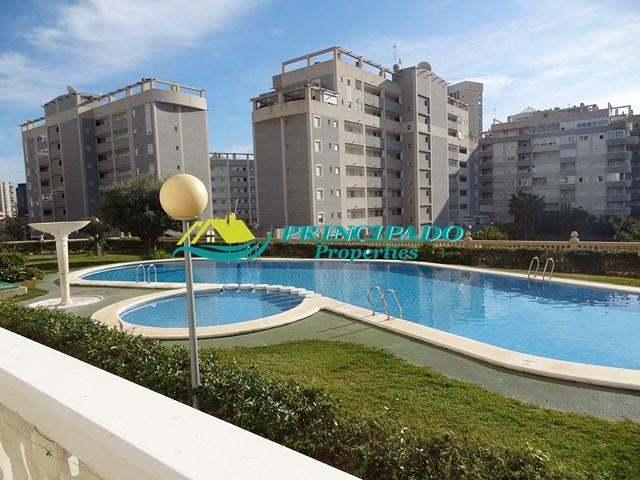 vistas del Apartamento en Villajoyosa