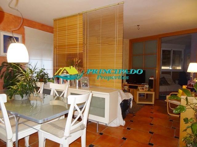 vistas del Apartamento en El Albir