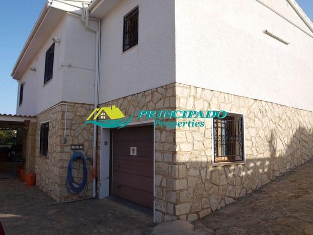 vistas del Chalet en La Nucía